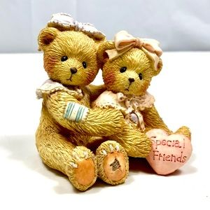💕 Vintage 1993 Cherished Teddies 916277 💕